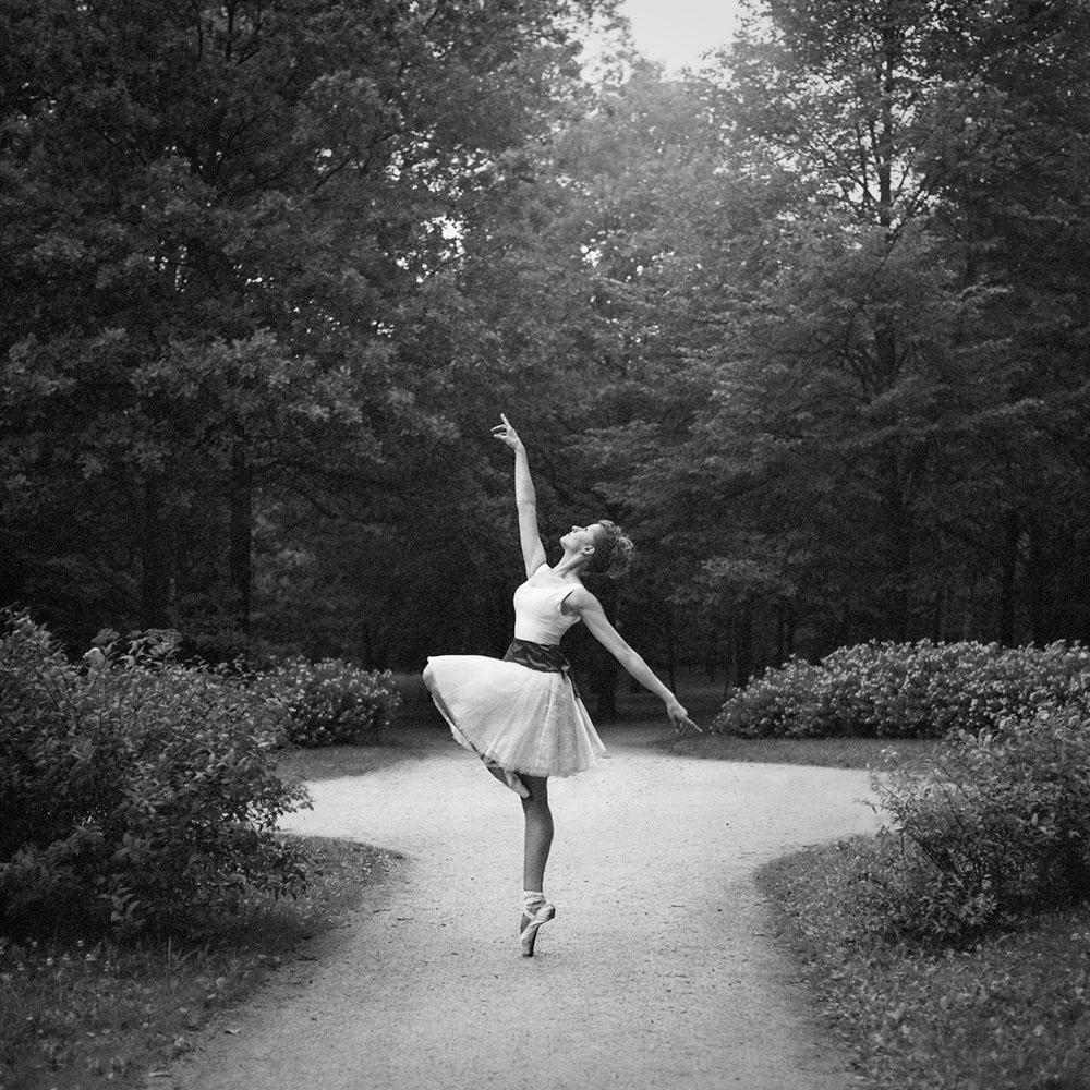 Martyna Wójcik - baletnica Opery Wrocławskiej